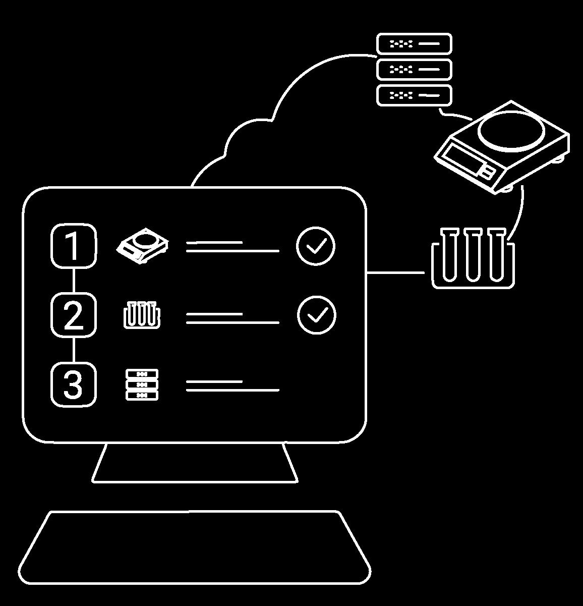 Laboperator Laboratory Automation Icon